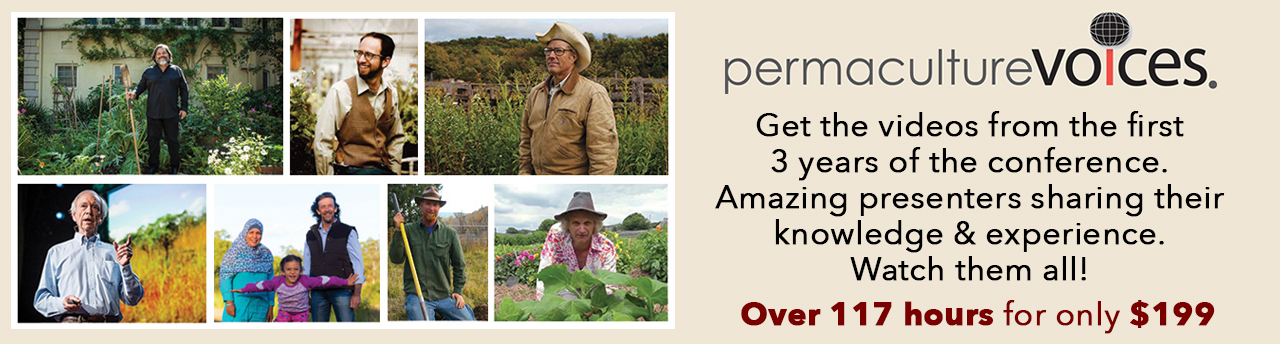 permaculture voices video ad