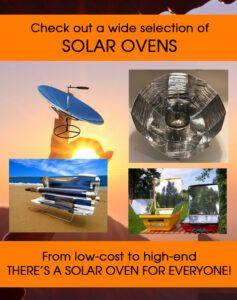 buy solar oven