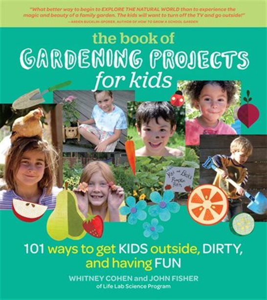 gardening ideas with kids in mind