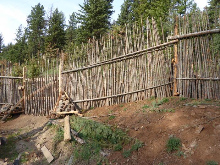 junkpole fence