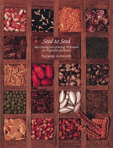 Suzanne Ashworth's Seed to Seed book